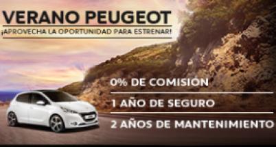 Promocion Peugeot