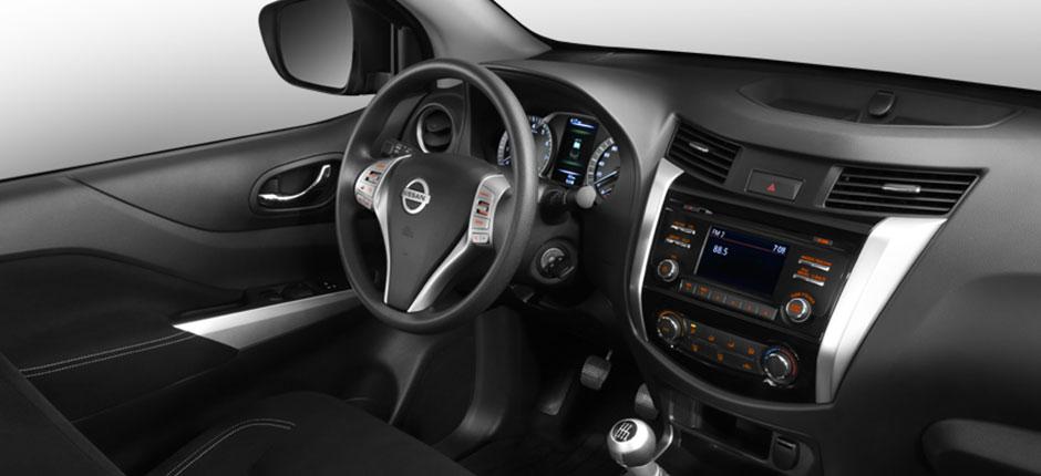Nissan NP300 Frontier 2016 → Información, Precios y Fotos ...