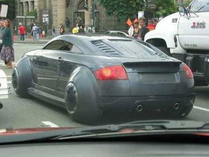 Los Autos Tuneados Mas Feos Del Mundo 3 Nazareth Black