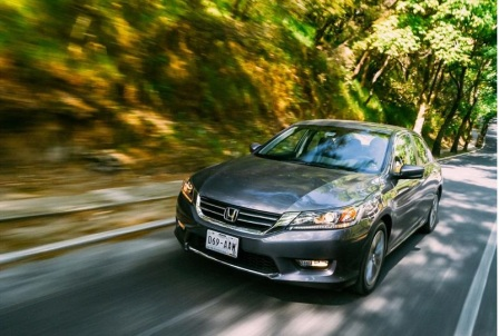 Honda Accord 2015 Fotos 3